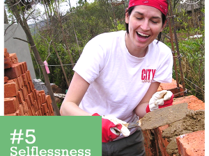 Qualities of Great Mission Trip Members: #5 Selflessness