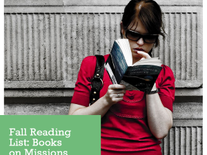 Fall 2014 Reading List: Books on Missions