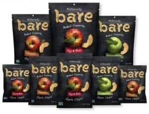 bare dried fruit