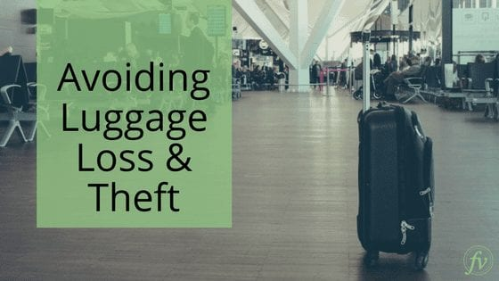 Avoiding Luggage Loss & Theft
