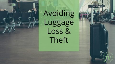 Avoiding Luggage Loss & Theft - Thumbnail