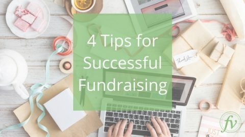 4 Tips for Successful Fundraising