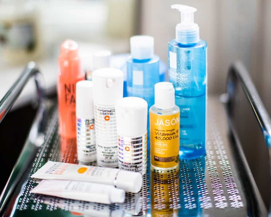 11 Travel Hacks for Packing Toiletries