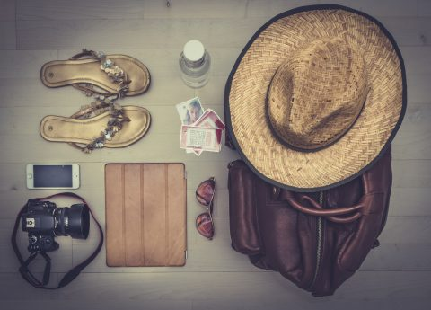 Never Forget Another Thing: The Ultimate Packing List