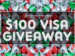 Do you want to win a $100 Visa Gift Card?