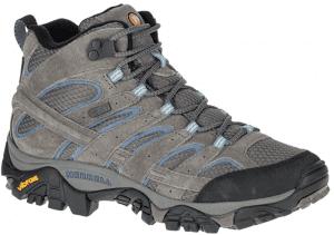 Merrell Moab Waterproof Hiking Boots granite