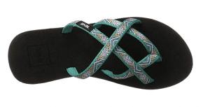 Teva Olowahu Flip-Flops teal